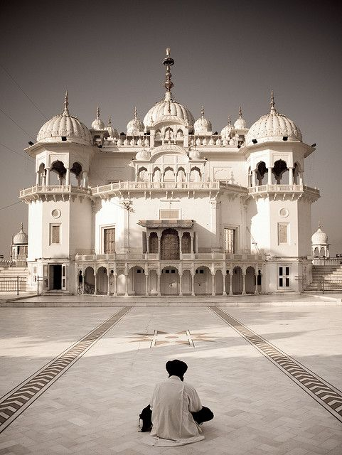 Kiratpur Sahib - Rupnagar district, Punjab, India - a sacred place for the Sikhs