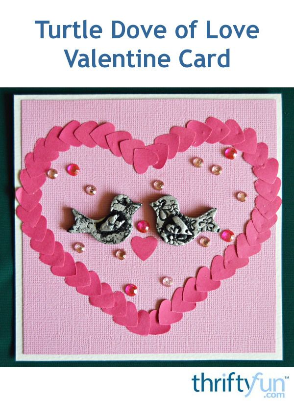 Make a sweet DIY card to show the love of your life just how much you love him. #Valentinesdaycrafts #Valentinesdaycards