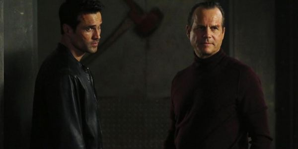 Hail HYDRA Brett Dalton on Wards Agents of SHIELD Team Shift - Brett Dalton discusses last week's massive game-changer, and teases what the future holds for Grant Ward as an Agent of HYDRA.