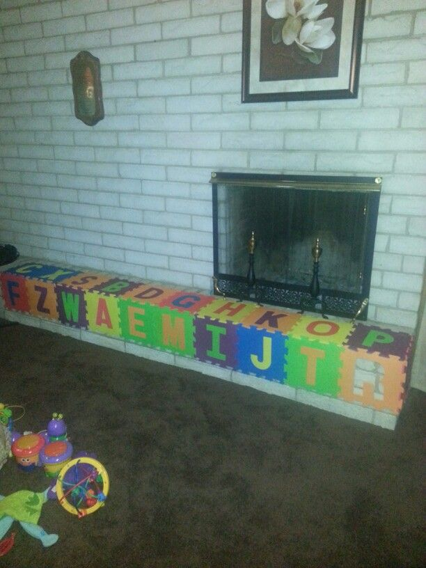 Best Fireplace Images On Pinterest Fireplaces Baby Proof