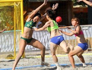 Blog Esportivo do Suíço:  Brasileiros vencem novamente no Mundial de Handebol de Areia
