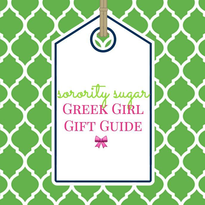 The sorority sugarGift Guide is your ultimate shopping source for the very  best sorority fashions,individual apparel, bid day gifts and new member  swag. The businesses represented on this page are the best of the bestin  the greek marketplace. You can shop with confidence and be assured that you  will receive quality merchandise and excellent customer service. Use the  helpful LiNKS included with each listing and treat your new members the  coolest bid day looks and sorority sugar.