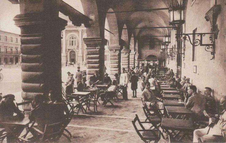 Pesaro Portici del Palazzo Ducale