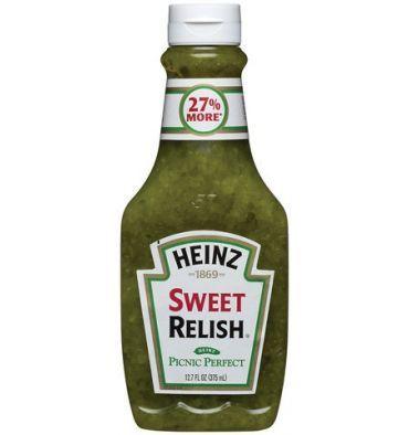 Pour ceux qui cherchent de la Relish en France   3,99 €   Mylittleamerica.com