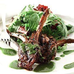 Wolfgang Puck's Chinois Grilled Lamb Chops
