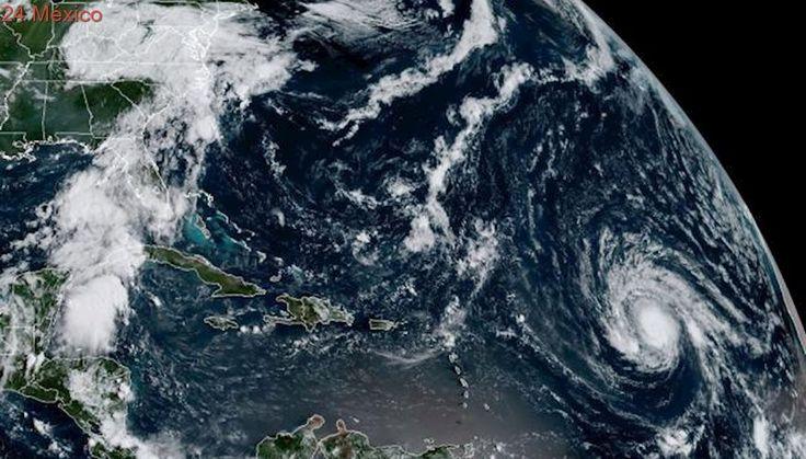 Irma toma fuerza y ya es otra vez huracán categoría 3