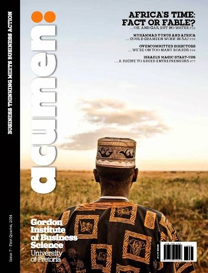 GIBS Acumen magazine issue 7