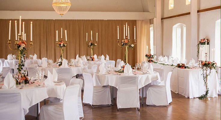 10 vackra bröllopslokaler vi vill gifta oss i till sommaren