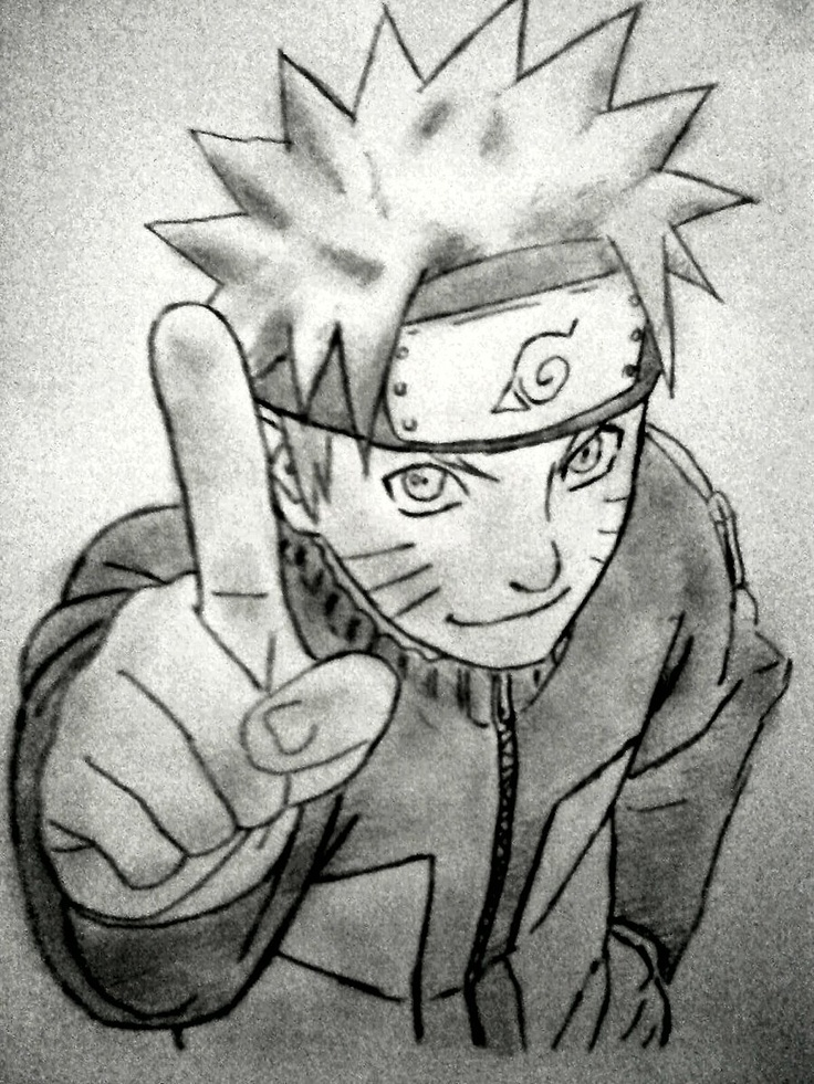 Uzumaki Naruto by ~StryderMix on deviantART