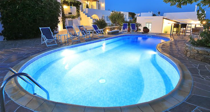 Sifnos- Petali Village- Hotel with pool in Sifnos