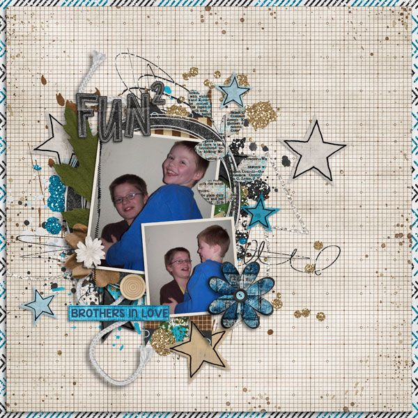 Fun² - Boy's World by Created by Jill - http://bit.ly/1KZbYP6