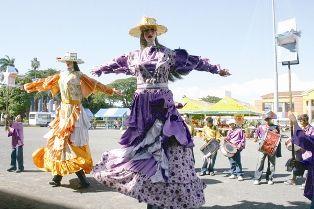 Nicaragua: L ajigantona. Mitos, leyendas y tradiciones