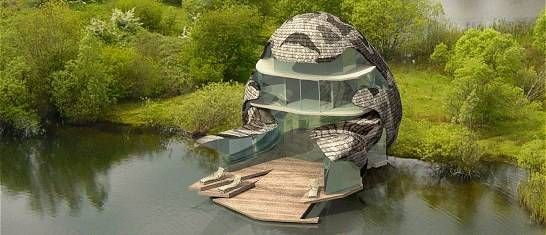 ... | UNUSUAL HOMES | Pinterest | Unusual Homes, Unusual Houses and Home