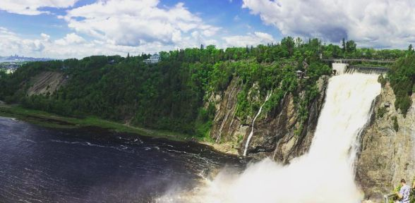 8 Breathtaking Quebec Waterfalls You Should Roadtrip To This Summer