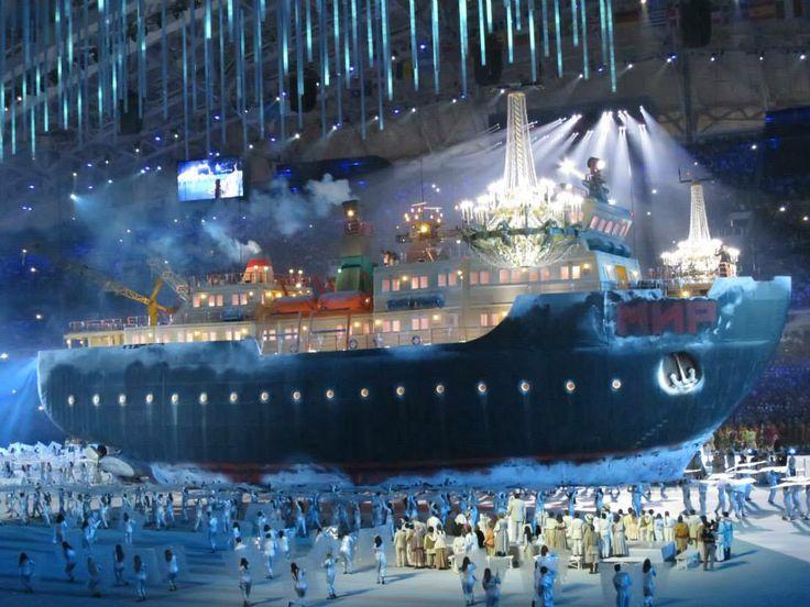 Szocsi téli paralimpiai játékok 2014 nyitóünnepség