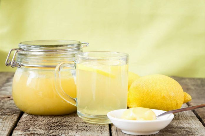 honey lemon water weight loss results