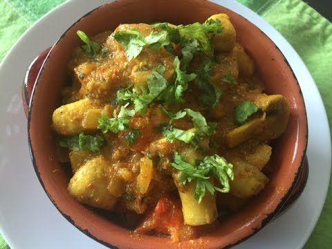 Kadhai Mushroom Recipe | How to Kadhai Mushroom Curry at home