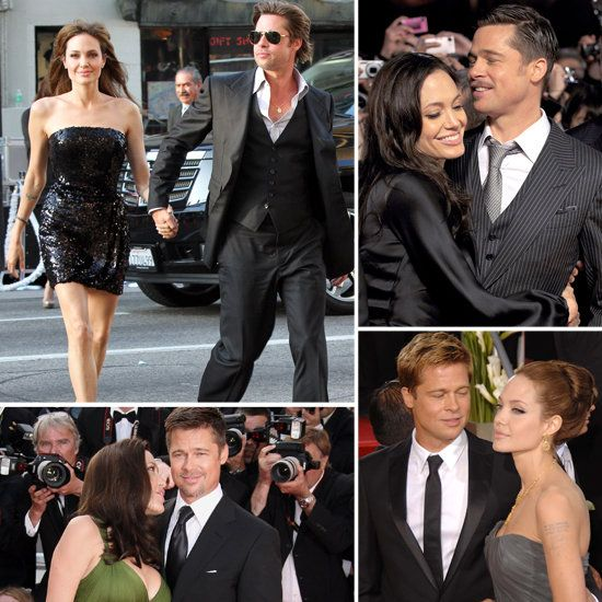 "Brad Pitt and Angelina Jolie are officially engaged! Wednesday brought the debut of Angelina Jolie's engagement ring when she wore the enormous rock to a special viewing at the Los Angeles County Museum of Art. Brad's manager confirmed the news, saying, ""Yes, it's confirmed. It is a promise for the future and their k"