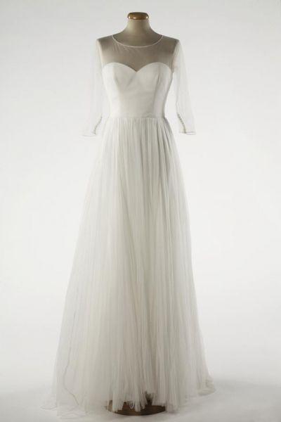 Innamorarsi di ogni abito! Matrimonio:abiti da sposa del servizio moda di Elle Sposa fotografati sui manichini