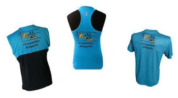 camiseta Grupetto Régulo. #RUNNING