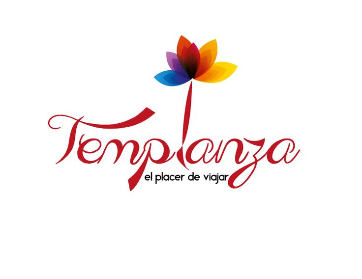 Imagotipo para agencia de viajes 'Templanza'