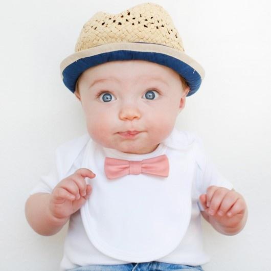 bow tie bib... So cute!!!