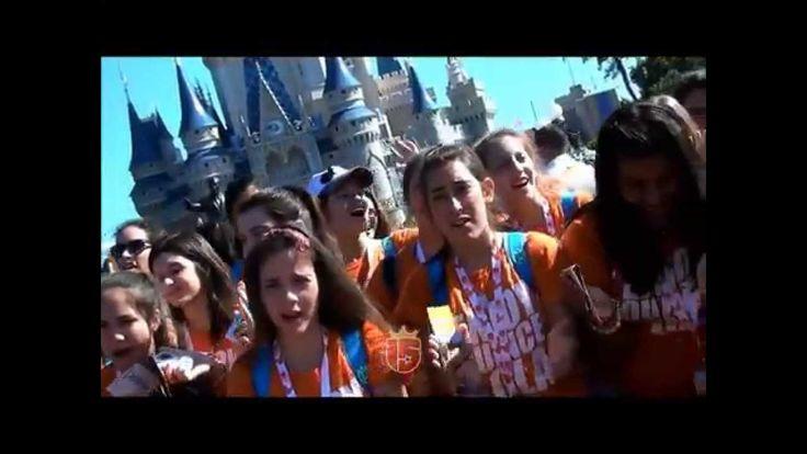 Viaje de Quinceañeras a Disney 2015