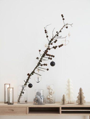 Oh du schöne Weihnachtsdeko: Ideen und Neuheiten 2016 #weihnachten #christmas #dekoration #decoration #trends #news #neuheiten #2016 Foto: Hübsch Interior