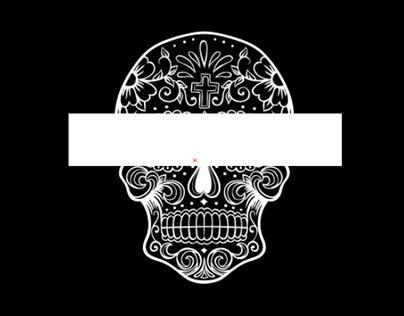"Check out new work on my @Behance portfolio: ""Illustration -tête de mort-"" http://on.be.net/1RxLkRX"