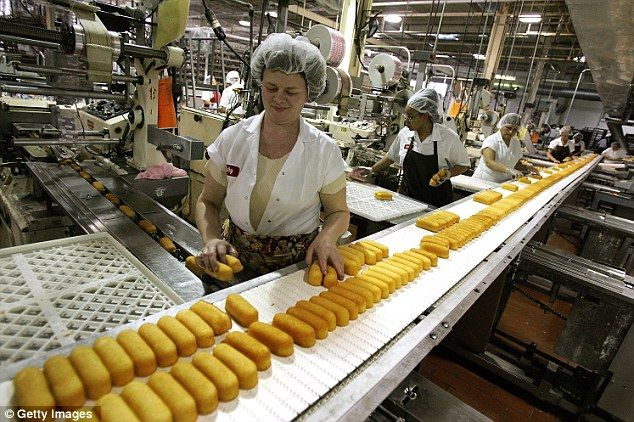 HOSTESS SNACKS PICS | Twenty four hours to save Twinkies: Producer Hostess Brands and unions ...