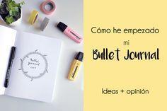 Por fin llega el momento de enseñarte mi Bullet Journal. He optado por este nuevo sistema de organización personal desde febrero y estoy muy contenta. Entra en el blog para saber más...