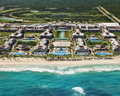 Hard Rock Hotel & Casino Punta Cana, Dominican Republic. Beautiful all inclusive resort for the most relaxing weekend ever.