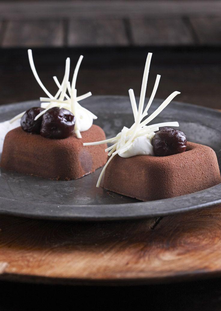 Lindt - Art of Mousse Cakes #lindt #lindtstudio #lindtchocolate