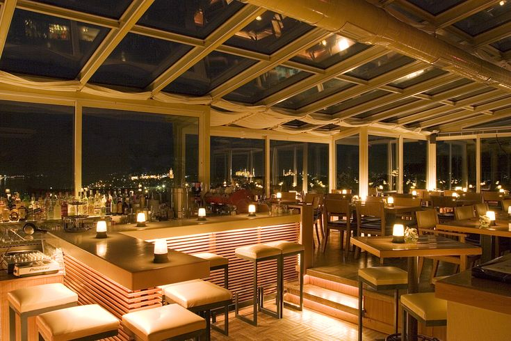 Istanbul - Restaurants - Leb-i Derya