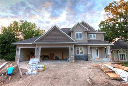 While building our house we've learned a lot about how to save money while going through the building process. Here are a few ways that you can save money when building the home of your dreams.