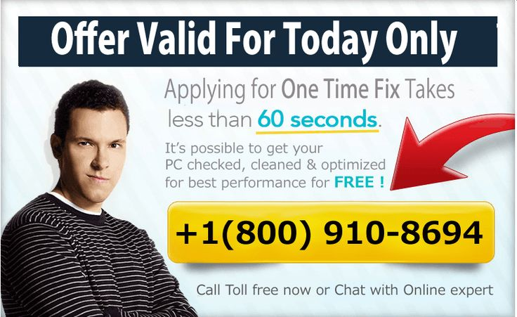 Call at 1 800 9108694 to get 24x7 online technical