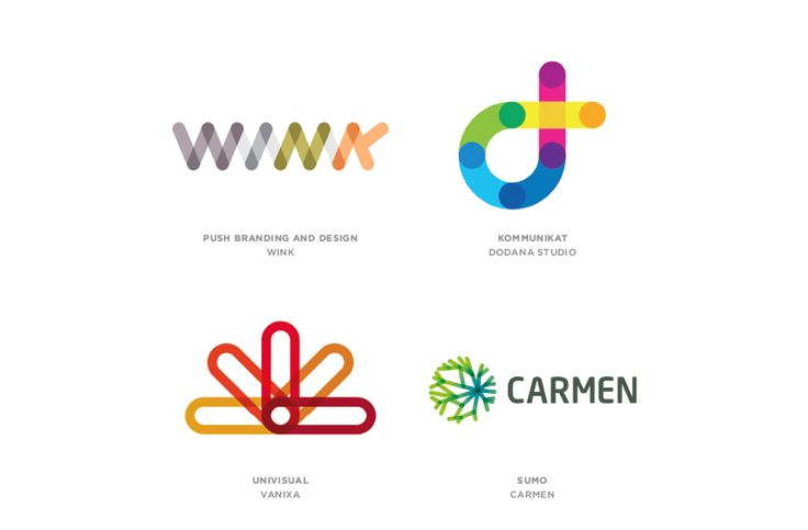 Graphic Design Trends 2015: Logo Lounge Cites These 15 Logo Design Trends from 212,000 Marks