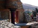 Knossos Palace & Archaeological Site, Crete island, Greece
