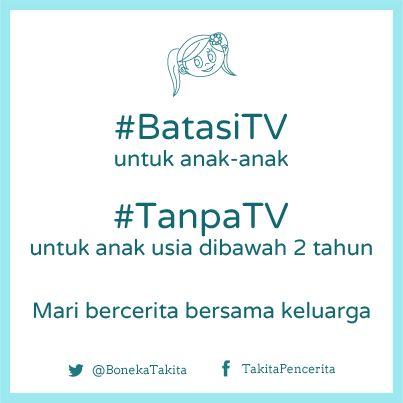 Anak Indonesia BUKAN Anak Sinetron | Ayo #BatasiTV