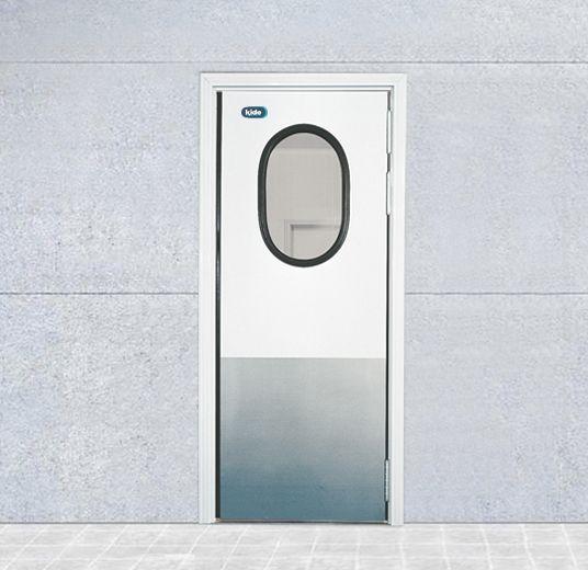 M s de 25 ideas incre bles sobre puerta vaiven en for Puerta cocina industrial