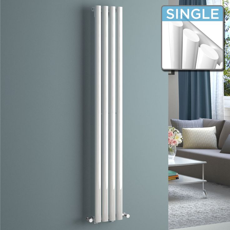 Vertical Radiators | Column Radiators | Tall Radiators - BathEmpire