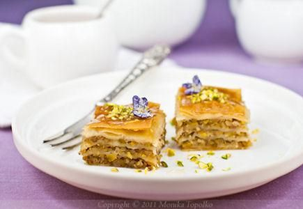 FROM PHYLLO TO BAKLAVA