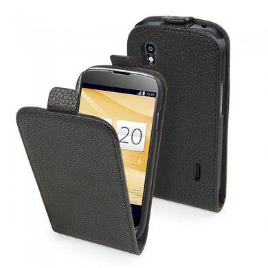 Forro LG Nexus 4 E960 Muvit Slim - Negra