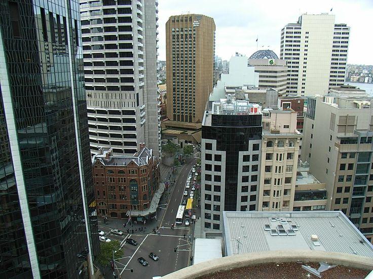 George Street & Circular Quay, Sydney