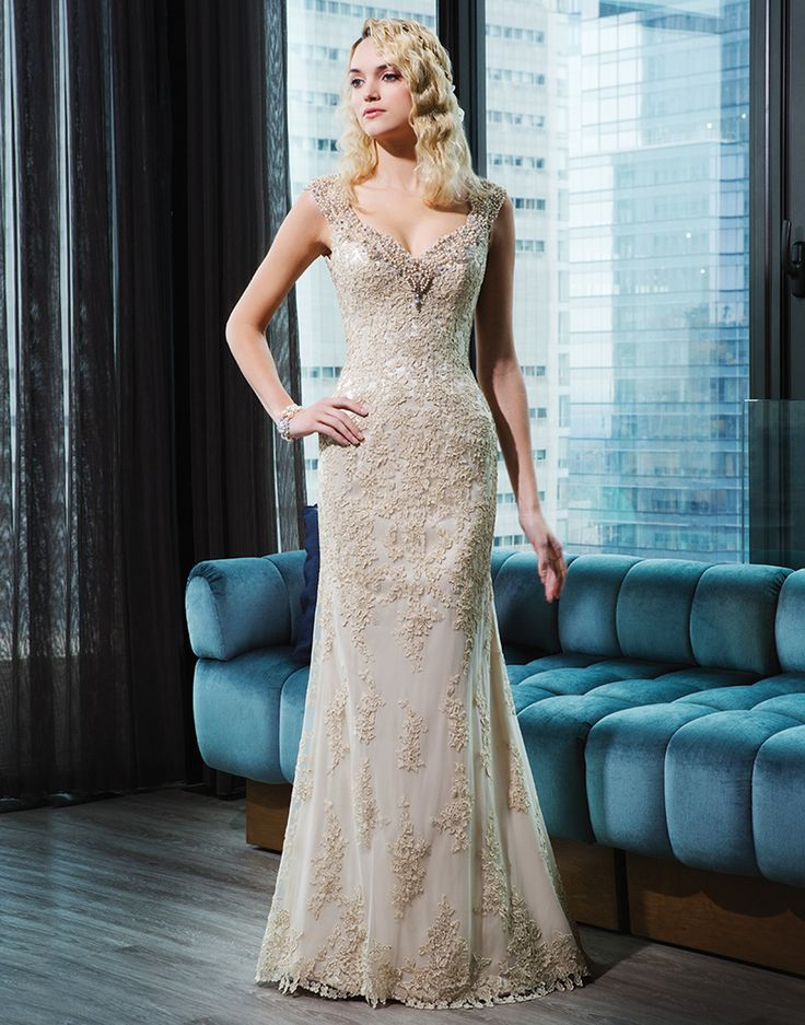 Style 9775 Justin Alexander Signature Available Lows