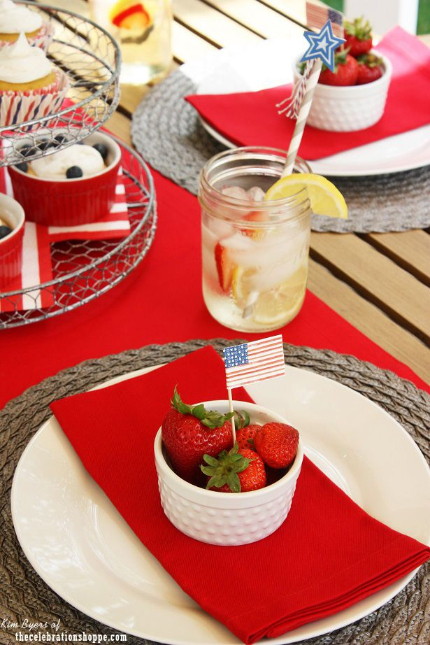 318 Best Holiday Patriotic Party Ideas Images On