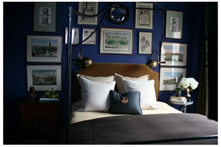 1000+ Ideas About Navy Bedroom Walls On Pinterest