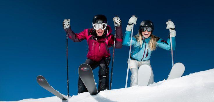 Skifahren Kronplatz Südtirol