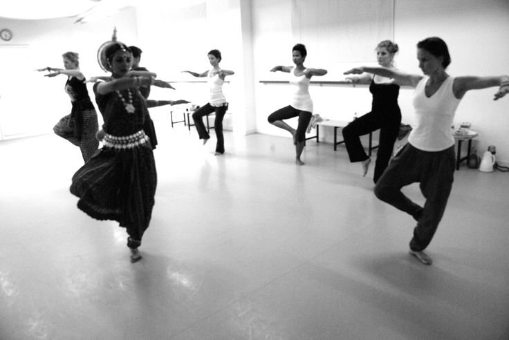 Odissi Workshop in Amsterdam led by Tejas