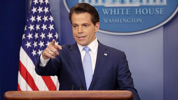 """""""Reince is a f------ paranoid schizophrenic, a paranoiac,"""" Scaramucci told New Yorker writer Ryan Lizza in a Wednesday phone call."""